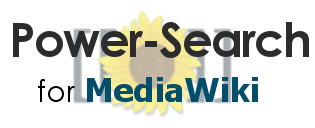 Power-Search for MediaWiki